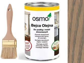 OSMO 3512 Bejca Olejna podłogi SREBRNY SZARY 500ml