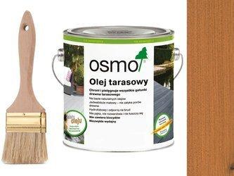 OSMO Olej do Tarasów 009 MODRZEW 2,5L + GRATIS