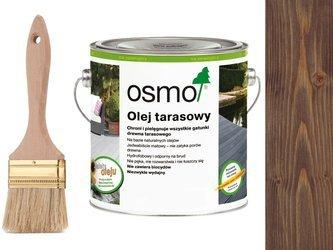 OSMO Olej do Tarasów 021 DĄB BRUNATNY 750ml GRATIS
