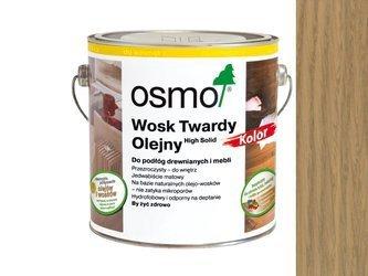 Osmo 3067 wosk twardy olejny 125ml JASNY SZARY