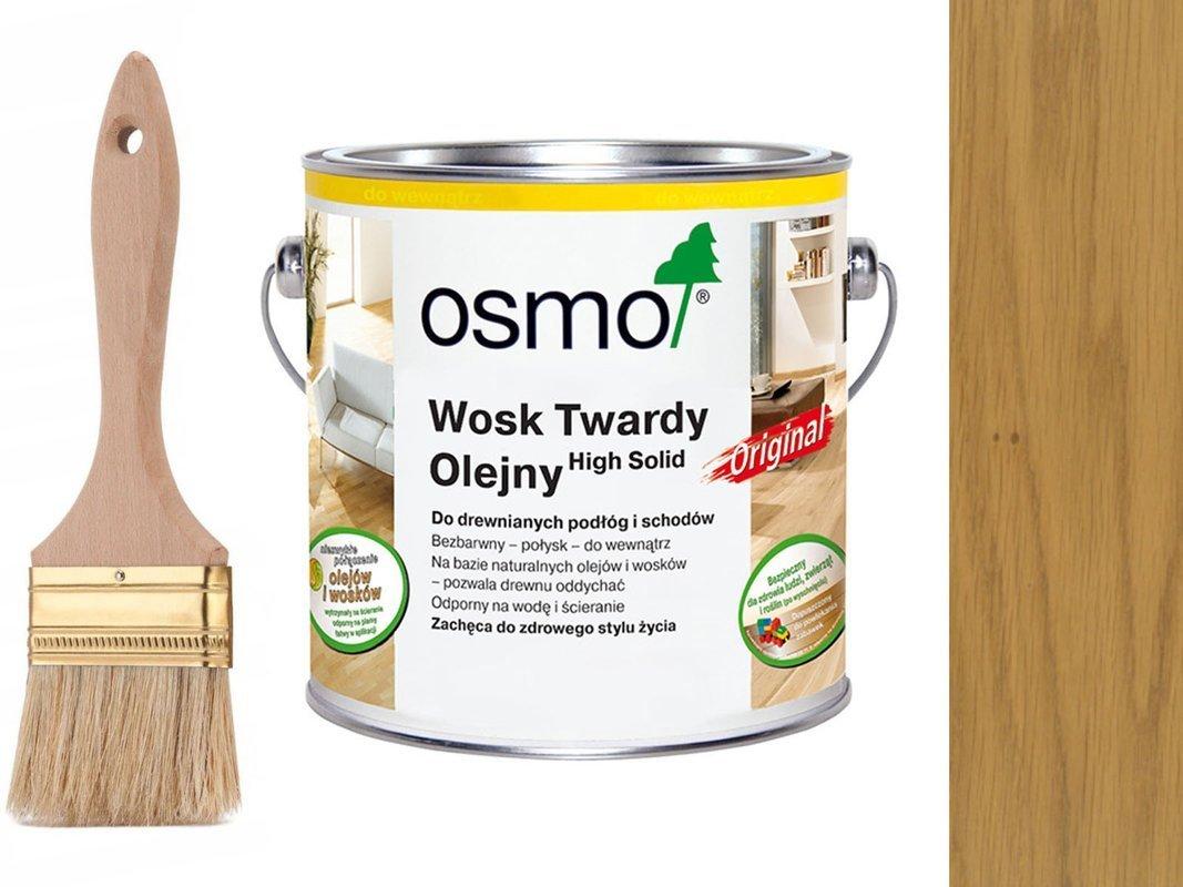 OSMO 3065 wosk twardy olej 0,75 L BEZBARWNY PÓŁMAT