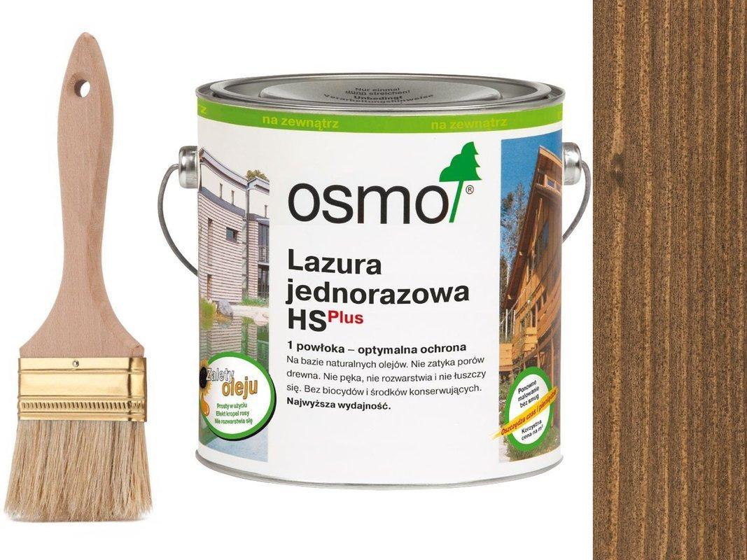 OSMO Lazura Jednorazowa 9261 ORZECH 25L
