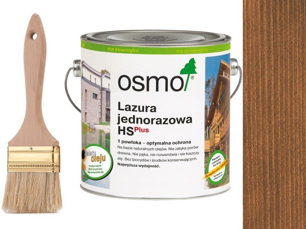 OSMO Lazura Jednorazowa 9262 TEAK 25L + GRATIS
