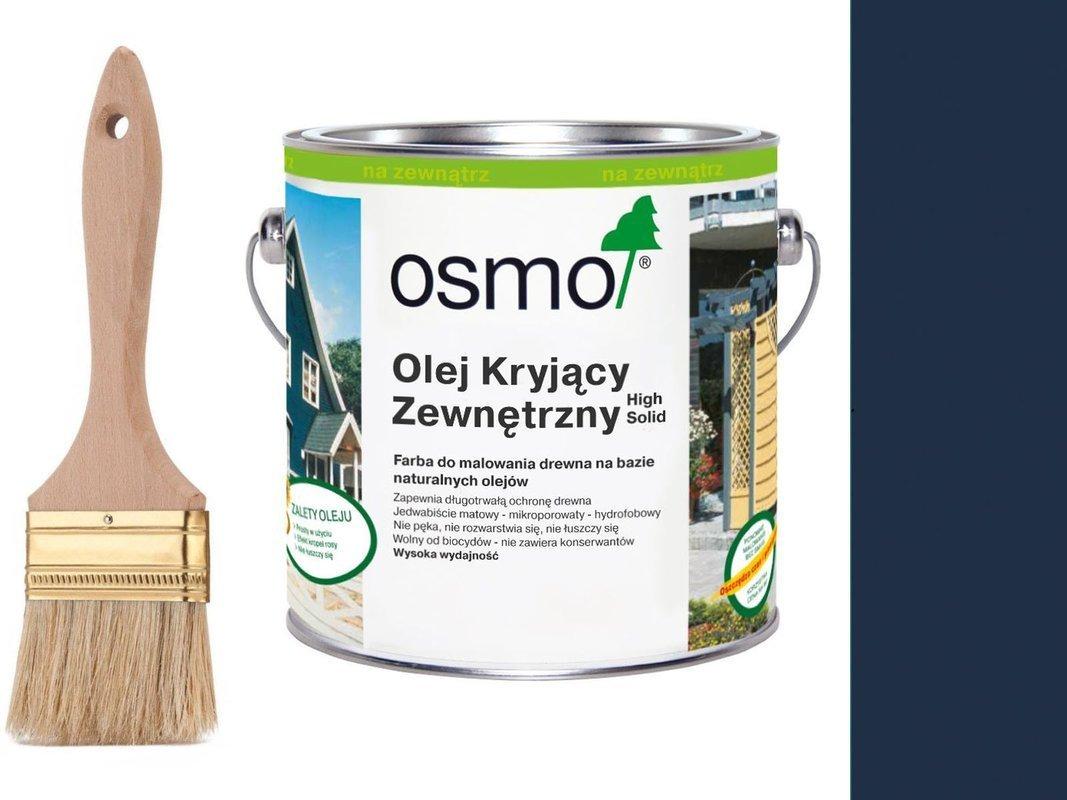 OSMO Olej Kryjący 2506 BŁĘKIT KRÓLEWSKI 25L
