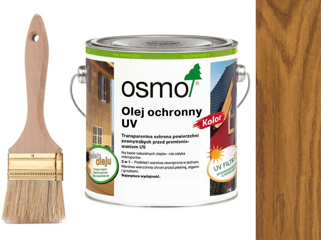 OSMO Olej Ochronny UV KOLOR Dąb 425 25L + GRATIS