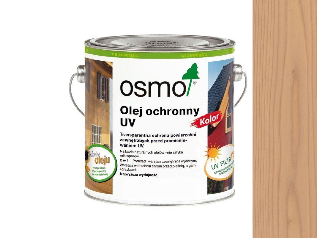 OSMO Olej Ochronny UV KOLOR Modrzew 426 0,125L