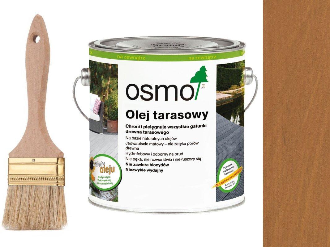 OSMO Olej do Tarasów 013 GRAPA 25L GRATIS